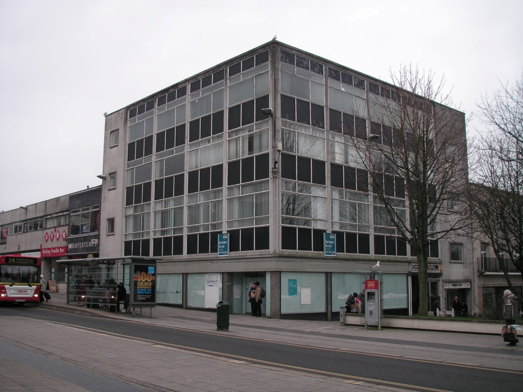 Barclays Plymouth City Centre